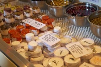 Salt Spring Island Cheese